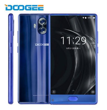 "Nueva DOOGEE MIX Lite Smartphone Dual de la Cámara 5.2 ""MTK6737 Quad Core 2 GB + 16 GB Android 7.0 3080 mAh Huella Digital Teléfonos Móviles"