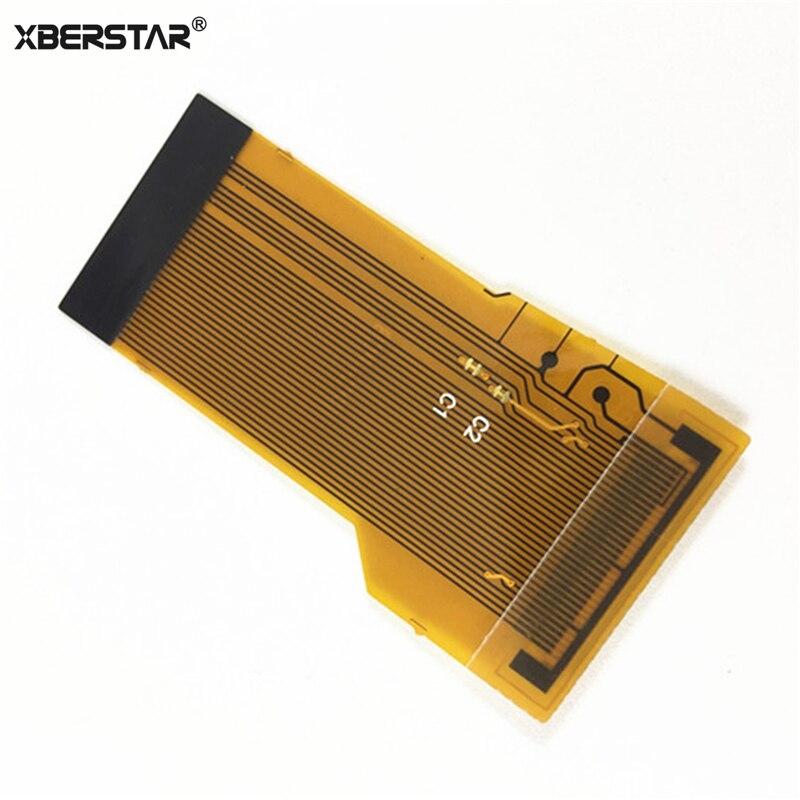 XBERSTAR de 32Pin 40 Pin para Nintendo antes MOD retroiluminación de la pantalla LCD Kit de adaptador de Cable para GBA SP AGS-101 pantalla retroiluminada mod - 6