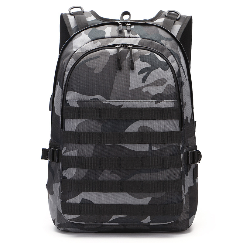 New PUBG Game Playerunknown's Battlegrounds Cosplay Level Level 3 Tactical Backpack Multi-functional Large Capacity School Bag