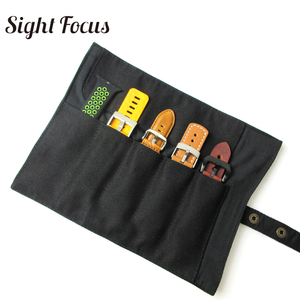 Image 2 - Watch Band Organizer Watchband Protable Storage Bag For Garmin Samsung Apple Suunto Quartz & Mechanical strap traval Pouch Case