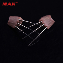 1/6 Scale Wolverine Fist Claw Hand Type Model Toy fit 12