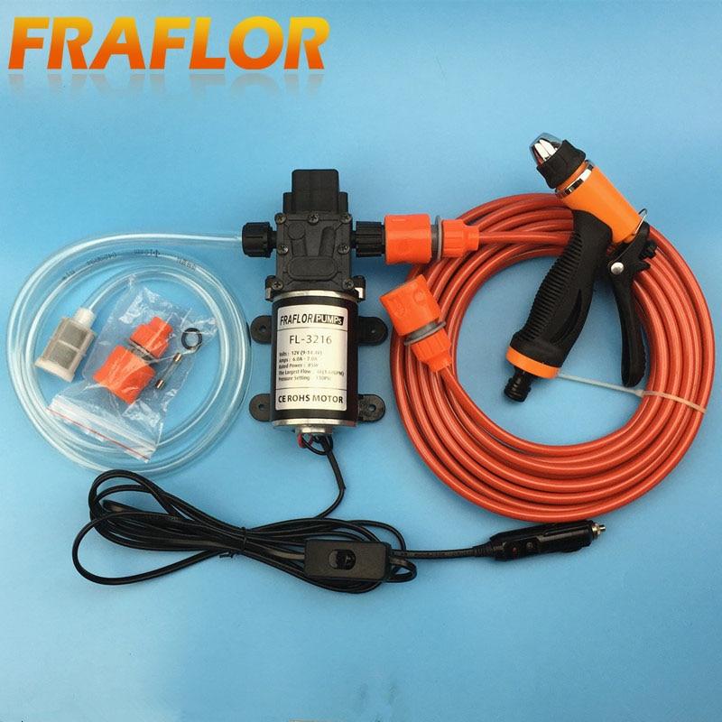 Free Shipping Portable 85W 130PSI High Pressure Car ...