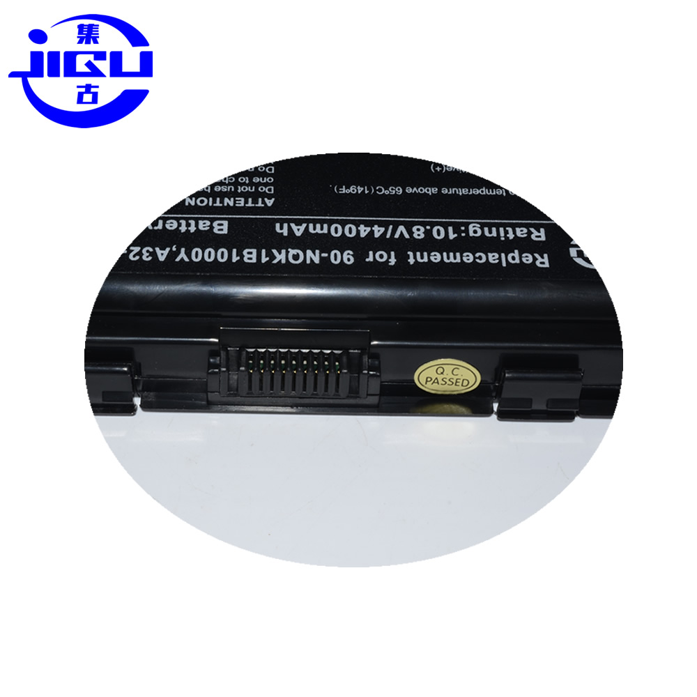 Image 5 - JIGU 6Cells X51L X51R X51RL Laptop Battery For Asus A32 X51 90 NQK1B1000Y A32 T12 T12Fg T12Ug X51C X51H-in Laptop Batteries from Computer & Office