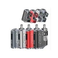 Authentic Rofvape Witcher 75W BOX MOD Kit Electronic Cigarette 5 5ML Submerged Atomizer Vaporizer Vape Pens