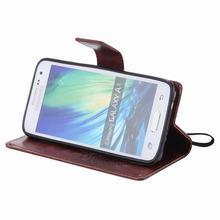 Do Samsung Galaxy A3 etui na portfel + silikonowa obudowa Samsung Galaxy A3 2015 etui na telefon do samsung galaxy A3 etui ze skóry tanie tanio Z Kieszeni Karty Anti-knock Podpórka Odporna na brud Zwykły Wzorzyste Geometryczne 4 5 inch GALAXY serii Portfel Przypadku