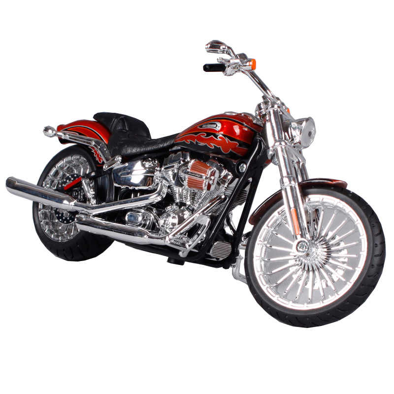 Image result for CVO Breakout Diecast Alloy Motorcycle Model Toy