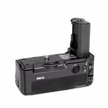 Meike MK-A9 Вертикальная Батарейная ручка рукоятка для камеры sony Alpha A7R III A7RIII A9