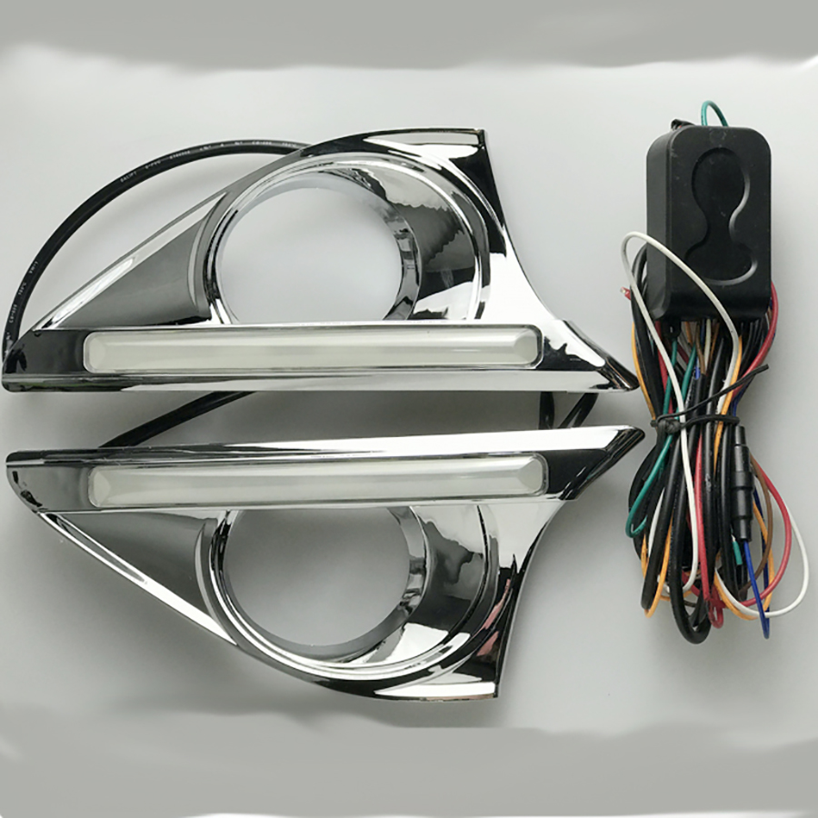 ახალი DRL დღისით გაშვებული - მანქანის განათება - ფოტო 2