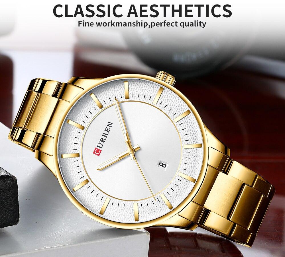 curren 8347  Watches Men