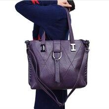 GALGALYI 2019 handbag women PU leather shoulder bag female serpentine print large tote bag high quality zipper crossbody bag NEW pu leather zipper metal tote bag