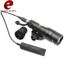 Элемент страйкбол Arma M300B мини Скаут свет светодиодный фонарик для оружия Softair винтовка Воздушный пистолет лампа Охота Тактические огни EX358