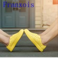 Franxois sandali All aperto Donne Traspirante Scarpe Da Spiaggia Leggero Ad  asciugatura rapida Scarpe Trampolieri buco di Sabbia. 8968ed0478d