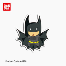 Batman Anime Character Superman Cute Baby Animal Waterproof Sticker Toy Notebook Phone Guitar Skateboard A0328 Sticker hz 30(China)