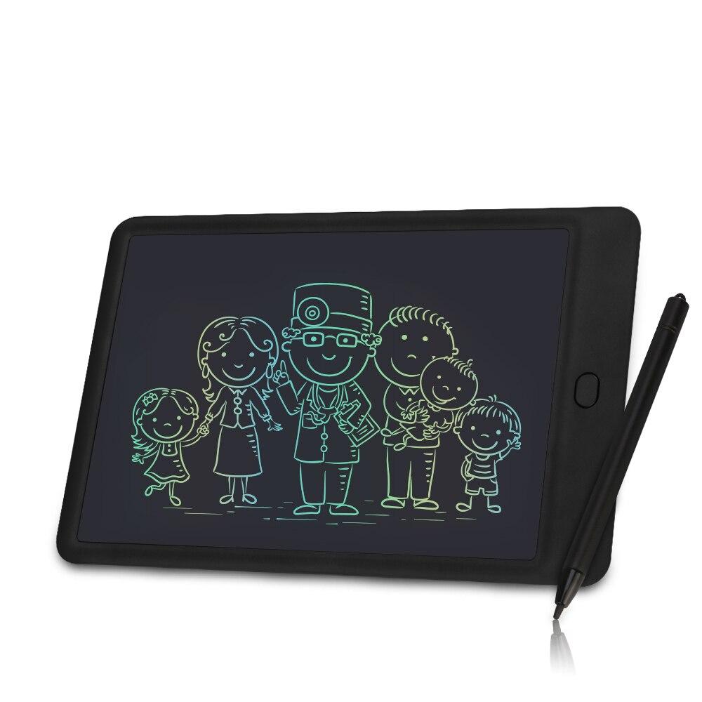 Cor lcd escrita tablet 10 polegada digital desenho grafic almofada de escrita howshow portátil eletrônico gráfico placa presente para crianças