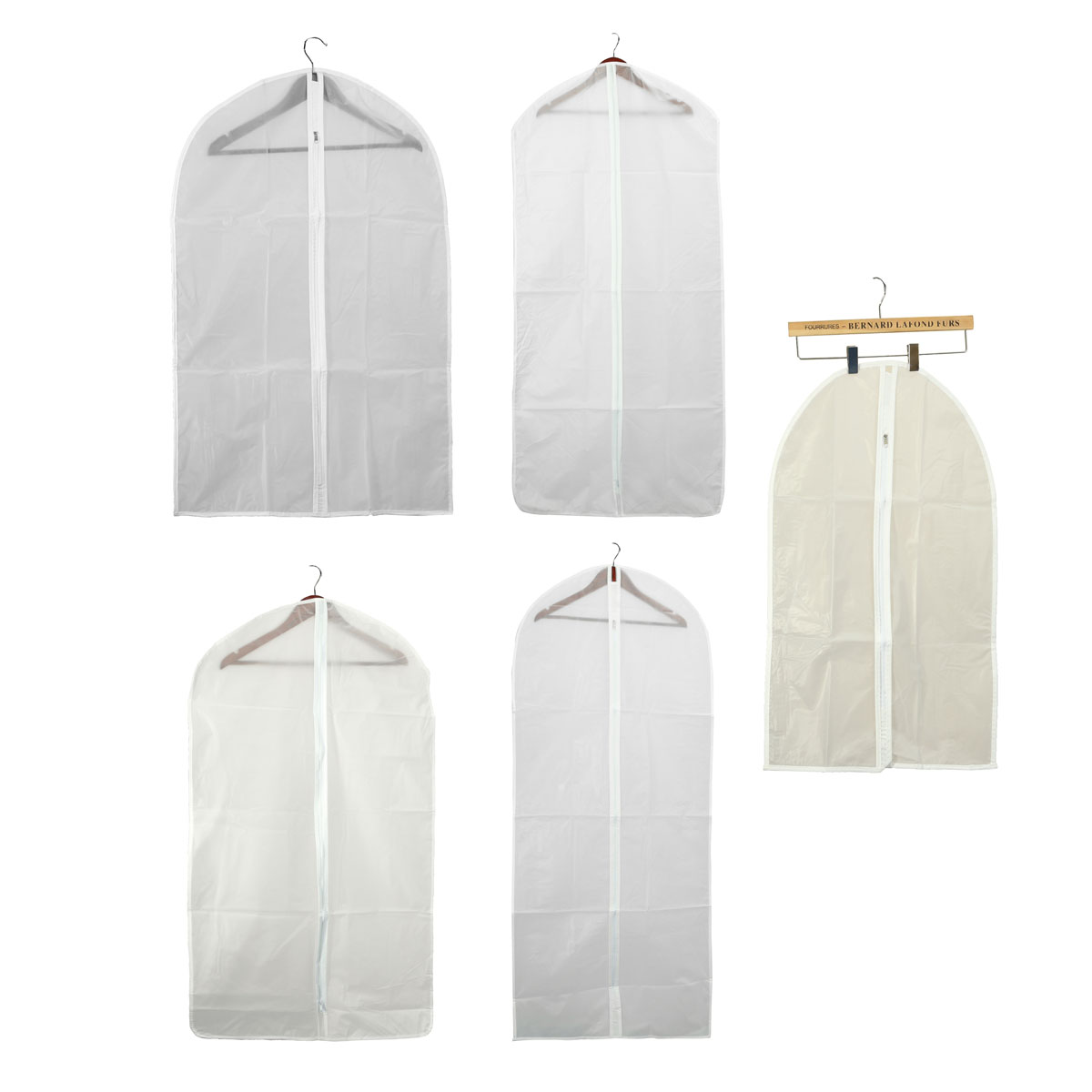 Peva Clear Washable Coat Suits Protective Cover Clothes Garment Storage Bag Household Wardrobe Useful Storing Tools Accessories In Bags From Home