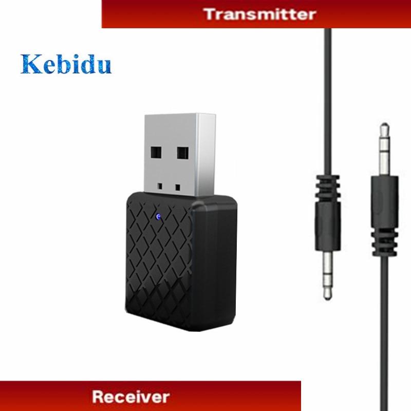 Funkadapter 100% QualitäT Kebidu Usb Bluetooth 5,0 Empfänger Sender Drahtlose Audio Musik Stereo Adapter Dongle Für Tv Pc Bluetooth Lautsprecher Kopfhörer Heller Glanz