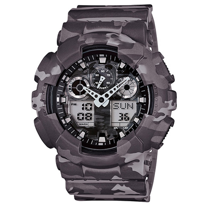 G style proof watch men/'s uniforms men/'s GA100 watch Led digital sports watch men/'s gift waterproof automatic watch men