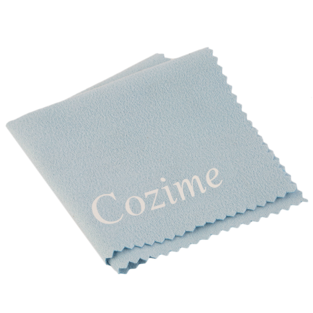 Cotton Phone Screen Camera Lens Glasses Cleaner Cleaning Cloth Dust Remover With Cozime Pattern Silky Solid Soft Lens Clothes image
