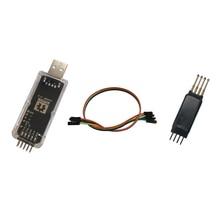 CMSIS DAP/DAPLink Simulator JTAG/SWD/Serial Port/U Disk Drag Super JLINK/STLINK