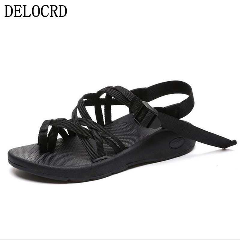 Canvas Women Sandals 2019 New Female Shoes Woman Summer Wedge Comfortable Sandals Ladies Slip-on Flat Sandals Women SandaliasCanvas Women Sandals 2019 New Female Shoes Woman Summer Wedge Comfortable Sandals Ladies Slip-on Flat Sandals Women Sandalias