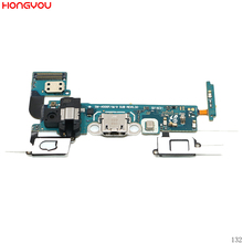 цена на USB Charging Jack Plug Socket Connector Charge Dock Port Flex Cable For Samsung Galaxy A5 A500F SM-A500F