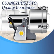 2500G Martensitic Stainless Steel Chinese Medicine Swing Grinder 220V/50HZ Home Use Food Mills