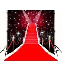 Celebridade No Tapete Vermelho de Hollywood Paparazzi Vinil pano de fundo pano de casamento de Alta qualidade de impressão Computador Fundos