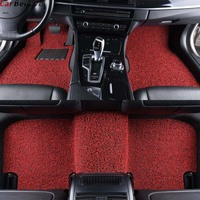 Car Wind car floor mat For honda crv 2008 2007 civic 2008 jazz accord 2008 city Fit 2014 crz accessories carpet rugs