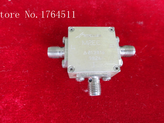 [BELLA] M/A-COM/WJ M2EC RF/LO:10-1000MHz SMA RF Coaxial High Frequency Mixer