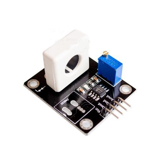 무료 배송 1pc 홀 전류 센서 모듈 WCS1700 70A 단락 과전류 보호 모듈 홀 효과 전류 센서