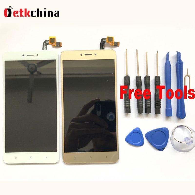 imágenes para Para Xiaomi Redmi Nota 4X LCD Display + Touch Screen Nueva Alta calidad Digitalizador Panel de Vidrio Para Redmi Nota 4X Nota4 X 5.5 pulgadas