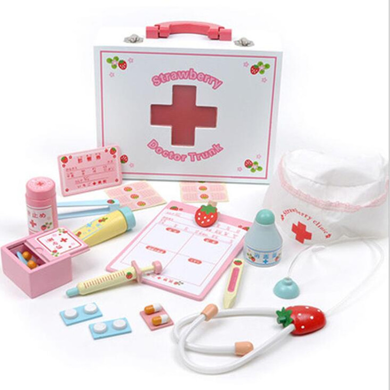 Baby kid Toys Doctor