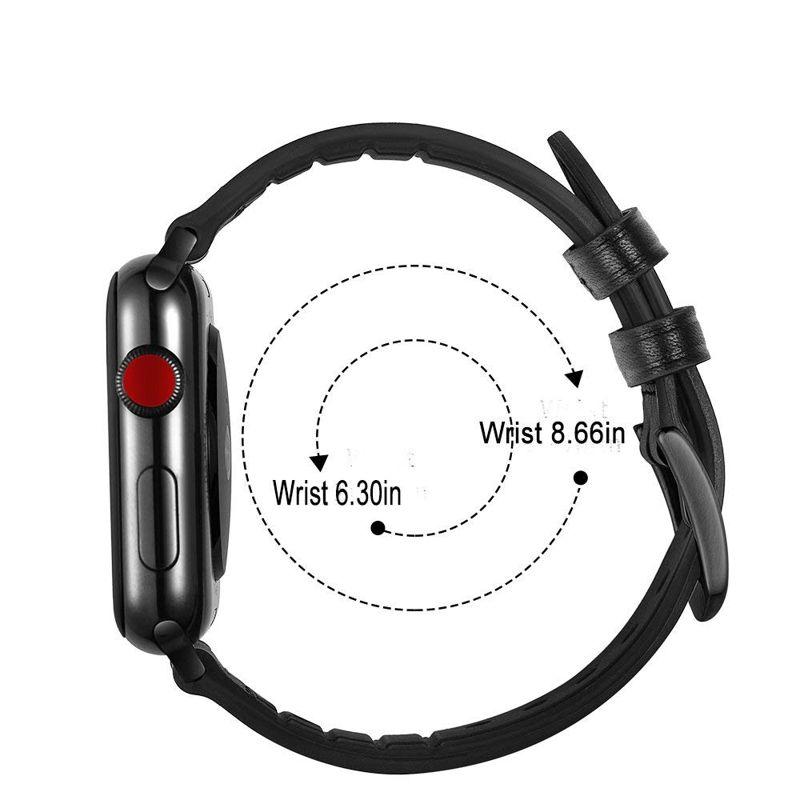 & Silicone para Apple Série Relógio 3