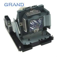Сменная Лампа проектора с корпусом 5j. J0w05.001 для BENQ W1000 W1050 HP3920 с 180 дней гарантии GRAND Lamp