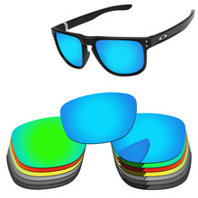 PapaViva Replacement Lenses for Authentic Holbrook R OO9377 Sunglasses Polarized - Multiple Options
