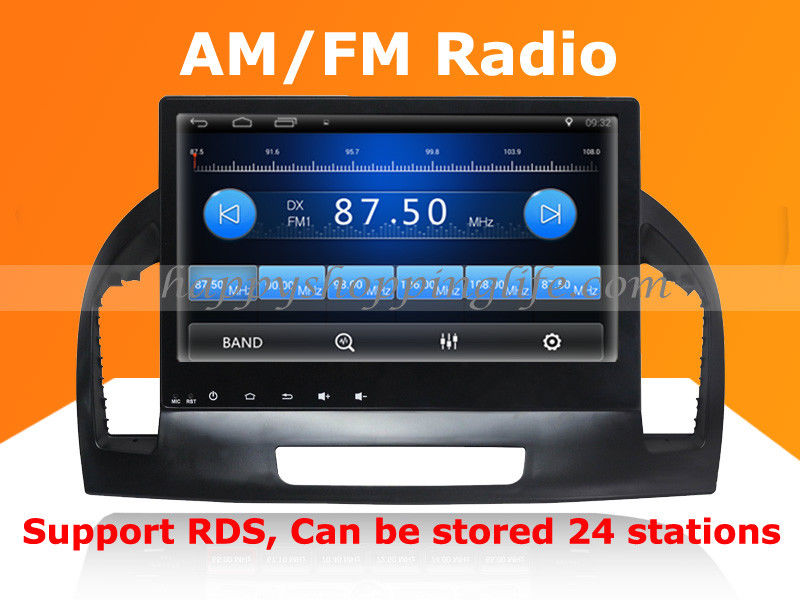 """10.1/"""" Android 8.0 Car Stereo for Buick Regal 2009-2017 GPS navigation Wifi 3G"""