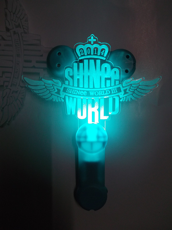 [MYKPOP]SHINEE Light Stick Concert Lightstick Fans Supporting KPOP Fans Collection SA18050301