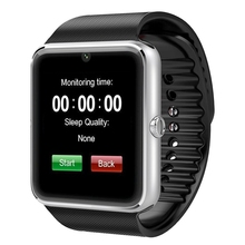 Smart Watch GT08 Smartwatch Wearable Devices With Camera Touch Screen MP3/4/Bluetooth Music Support 16G TF Card And Sim Card