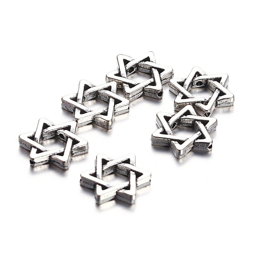 Aliexpress.com : Buy 50PCS 13x13mm Judaism Accessoires