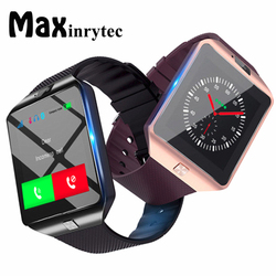 Inteligentny zegarek Bluetooth DZ09 Relojes Smartwatch Relogios TF SIM aparat dla IOS iPhone Samsung Huawei Xiaomi telefon z systemem android PK Y1 A1 w Inteligentne zegarki od Elektronika użytkowa na