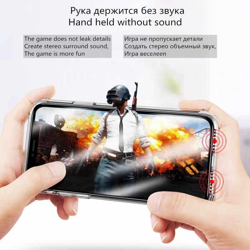 Прозрачные телефонные чехлы для samsung S8 Plus чехол для samsung S8 мягкий чехол для samsung Galaxy S10 Lite S9 A8Plus A6 A7 2018