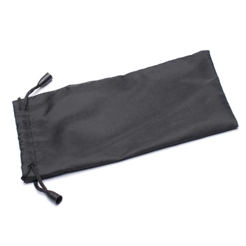 18 * 9cm Cloth Dust Pouch Optical Glasses Mp3 Soft Cloth  Carry Bag Pouches For Sunglasses Waterproof Dustproof Sunglasses Pouch