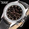 Роскошные часы топ бренда Мужские автоматические механические наручные часы полностью из нержавеющей стали мужские часы подарки Relogio Masculino