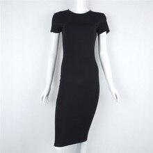 Plain Long Dress For Women