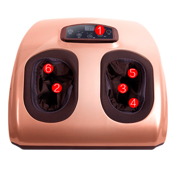 2016 New Massager Foot Shiatsu Massage Foot Massage Machine Price Best Foot Massager For Sale Free Shipping wholesale price foot control pedal for welding machine