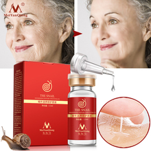 100% High Quality Snail Essence Hyaluronic Acid Liquid Whitening Spot Shrink Pore Ampoule Regenerative Anti-acne