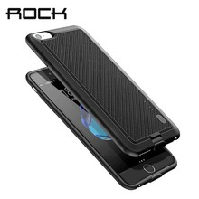Battery Case For iPhone 7 6 6S X Power Bank Charing Case For iPhone X 6000 mAh Battery Charger Back Case Cover