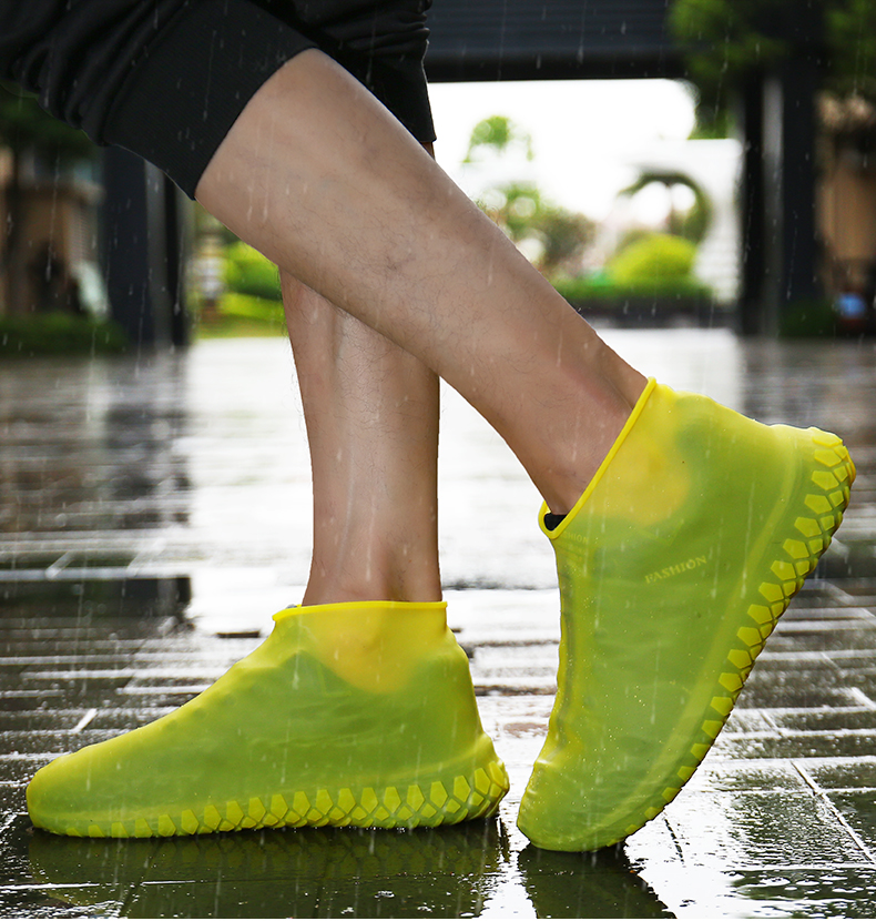 HTB1NbqpeMaH3KVjSZFjq6AFWpXaG - Anti-slip Reusable Silicon Gel Waterproof Rain Shoes Covers