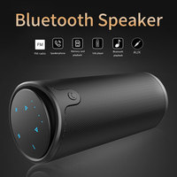 Outdoor Bluetooth Speaker 3D Stereo HiFi Wireless Speakers Subwoofer Music Smart Touch Control Portable High Power Speaker #3