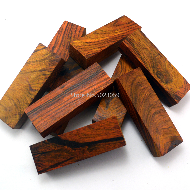 1pc Dalbergia Wood Material For DIY Knife Handle Making And Others Home DIY Handles Crafts